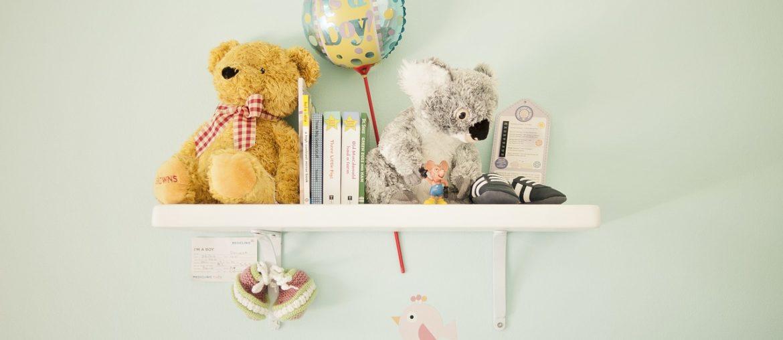 Kinderkamer Thuisblijfmama voor blog Sofie Lambrecht