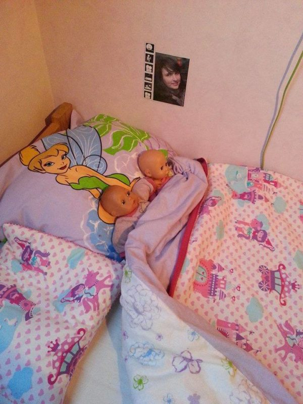 Hulpmiddel om alleen te slapen