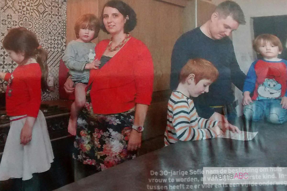 Minder huisvrouwen in Vlaanderen mama abc blog