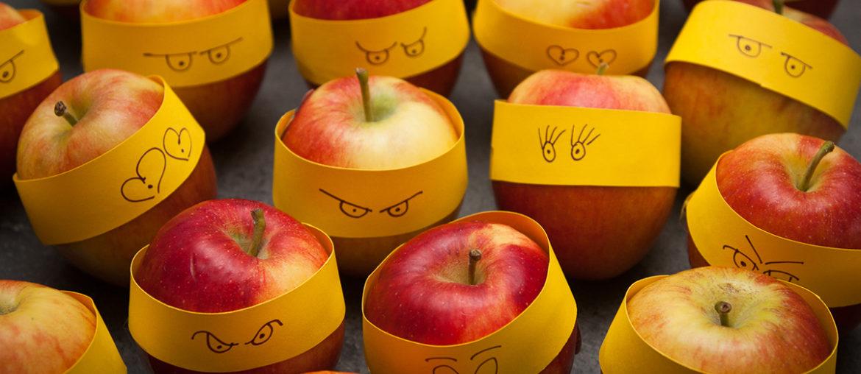 Koekjesweek Appels
