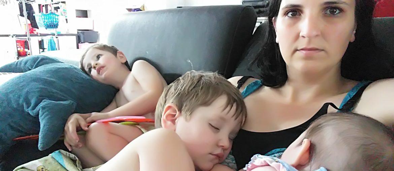Borstvoeding Tandemmen Twee kinderen Sofie Lambrecht