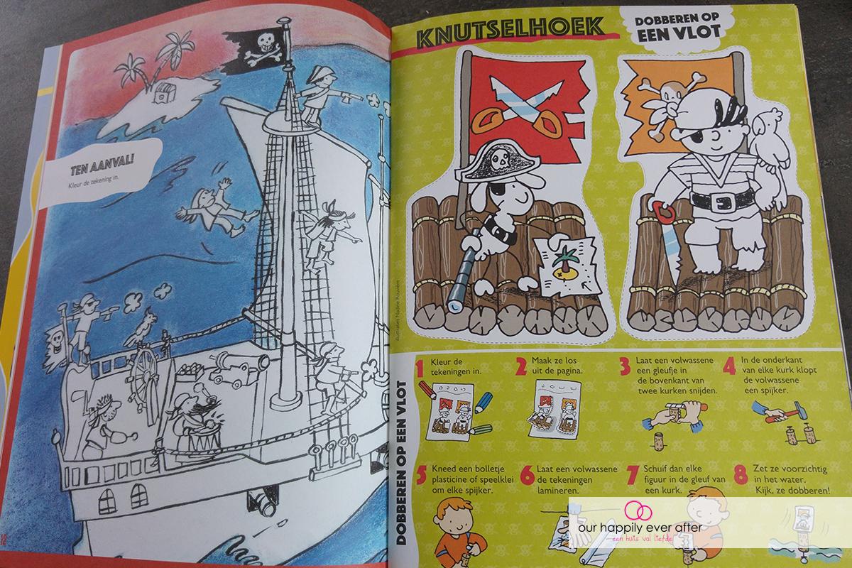 win een vakantieboek dokadi doremie vakantieoefenboek our happily ever after ohea