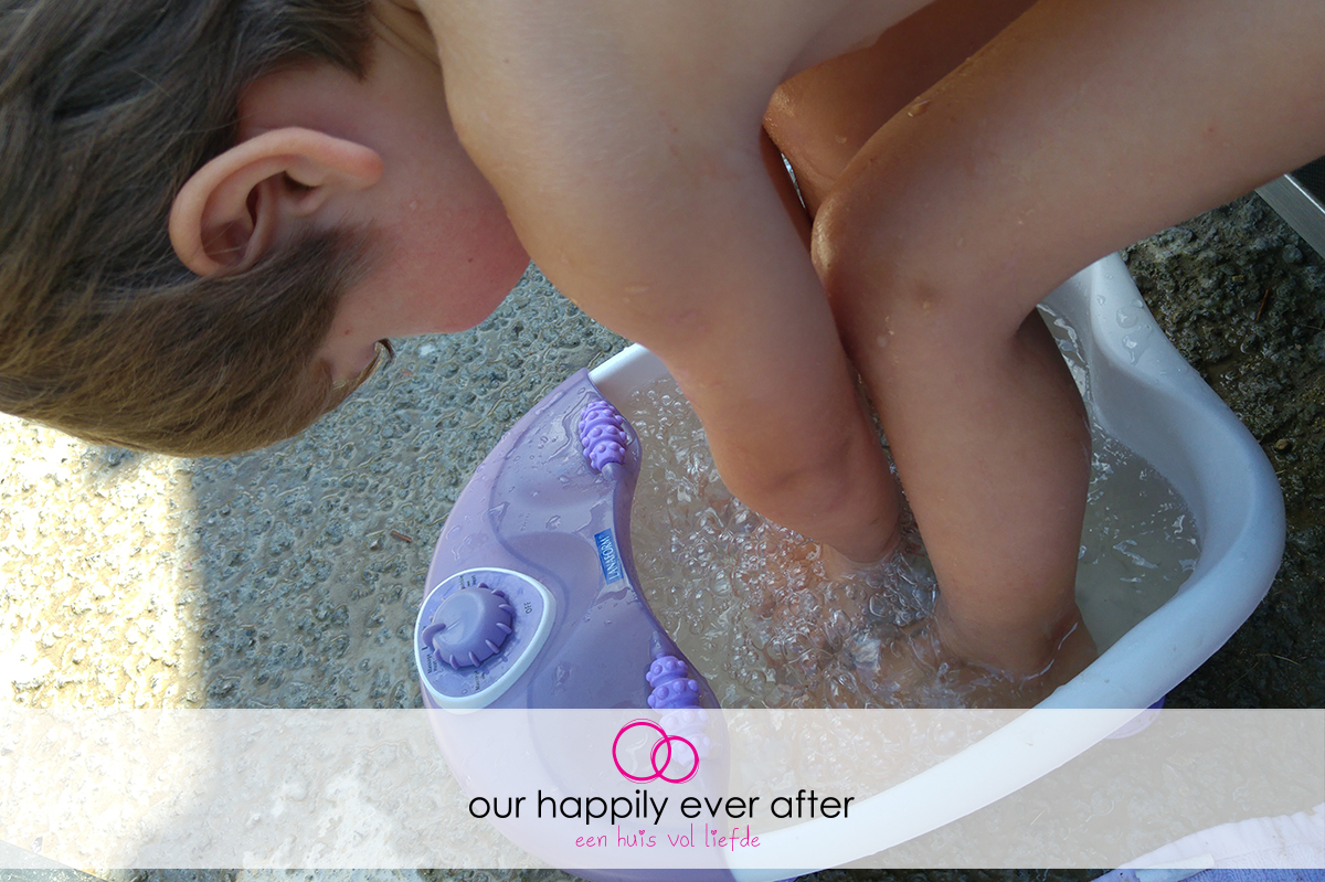 voeten verzorging mamachallenge our happily ever after ohea