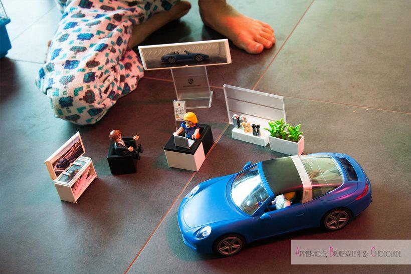 Win een Playmobil Porsche 911 Targa 4S - 5991 Appelmoe Bruisballen Chocolade mamaABC mama Blog