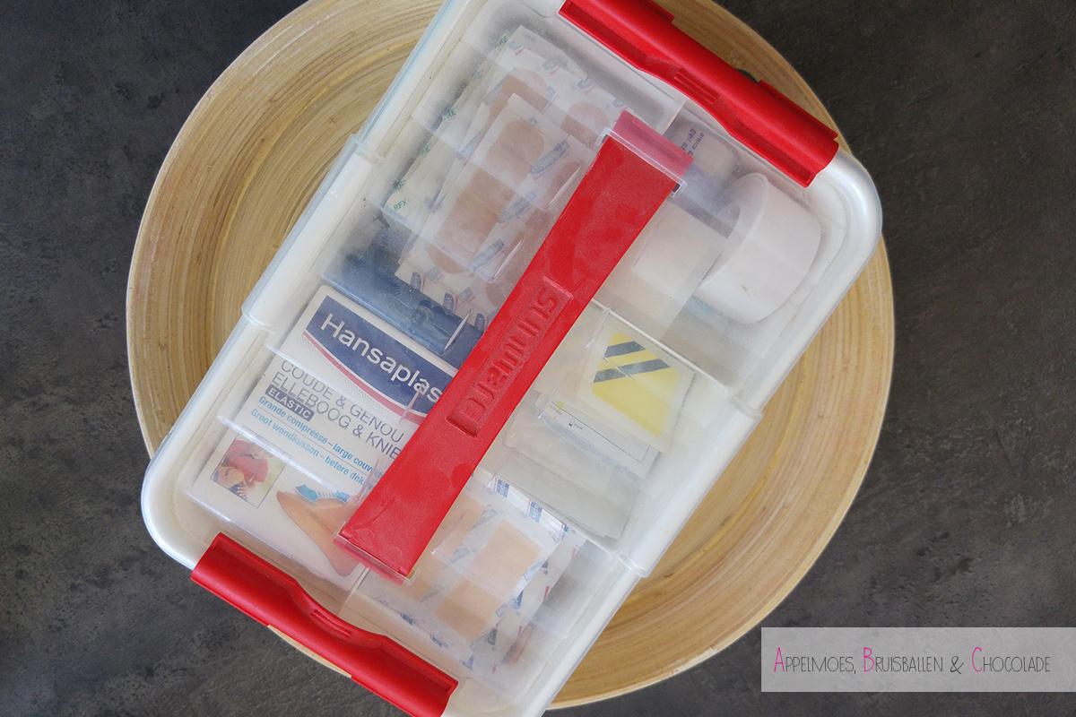 medicatie op reis meenemen gezin appelmoes bruisballen chocolade mamaabc mama blog
