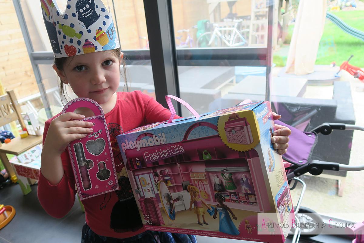 emma dochter zes jaar appelmoes bruisballen chocolade mamaabc mama blog