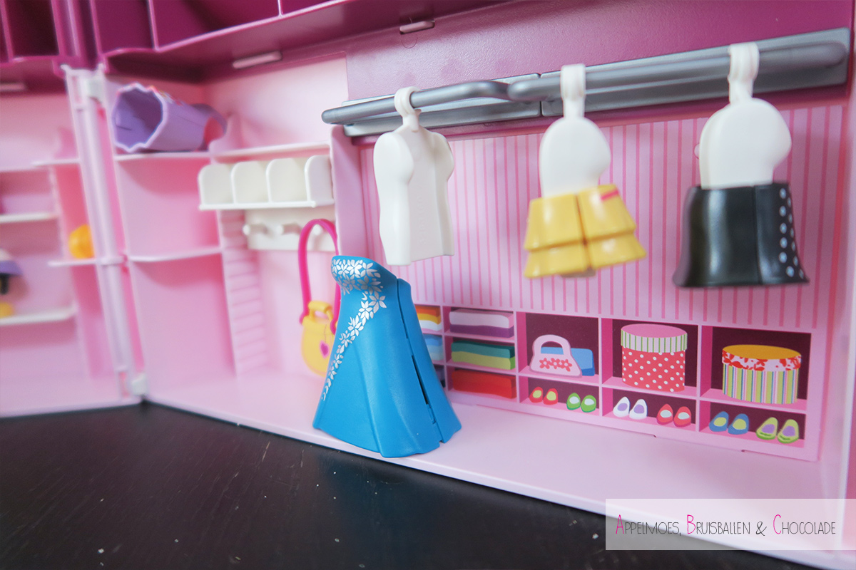 Playmobil fashion girls review speelgoed cadeau tip appelmoes bruisballen chocolade mamaabc mama blog