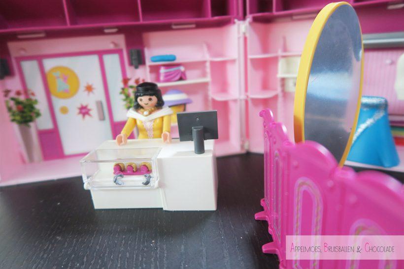 Playmobil fashion girls review speelgoed cadeau tip appelmoes bruisballen chocolade mamaabc mama blog