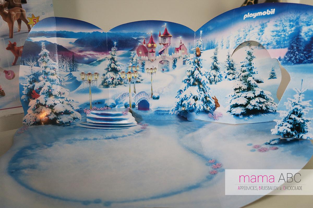 Adventskalender Playmobil Kerst Kerstmis mamaabc abc mama blog