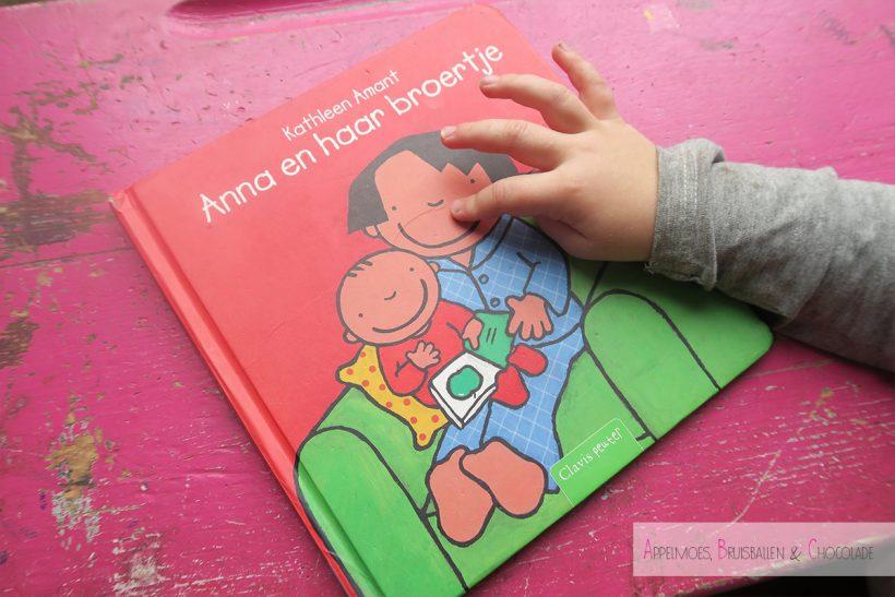 anna en haar broertje voorleesvrijdag boek review mamaabc abc mama blog