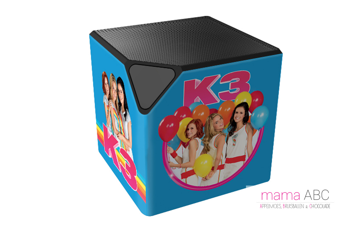 Origineel Cadeau K3 Fan mamaabc abc mama blog