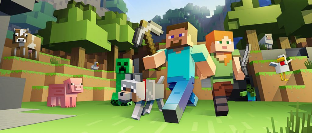 Minecraft Heroes - Wat is Minecraft