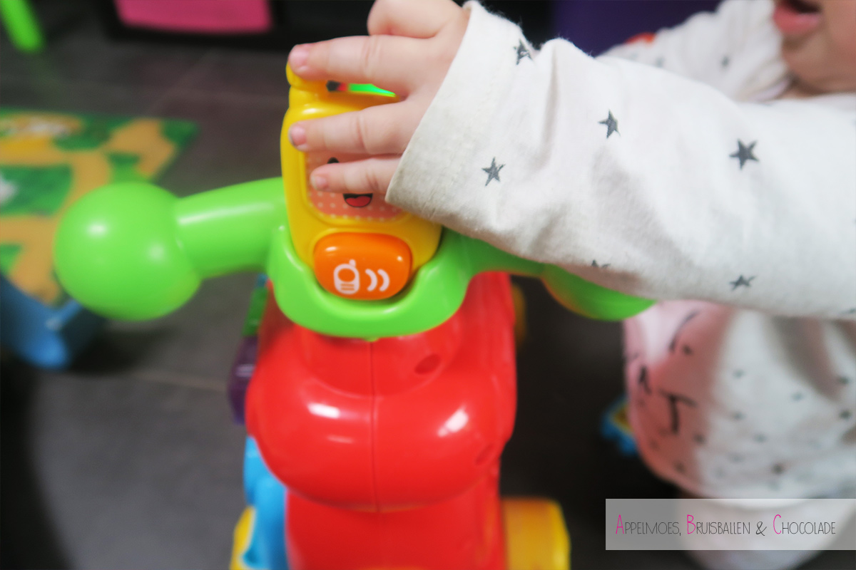 VTech 5 in 1 Letter Locomotief review speelgoed mamaabc abc mama blog