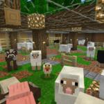 Samen Minecraft spelen