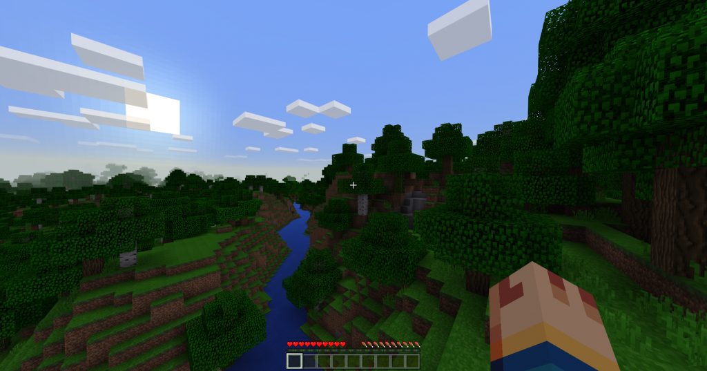 De start van je Minecraft avontuur