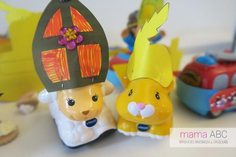 De VTech familie viert Sinterklaas mama abc mamaabc blog