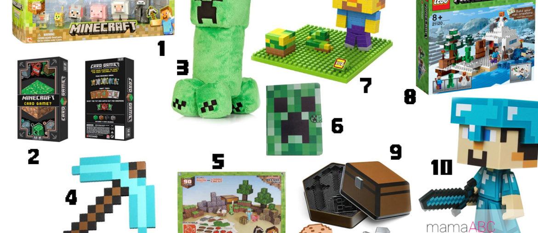 Cadeautips voor minecraft fan mamaabc mama abc blog