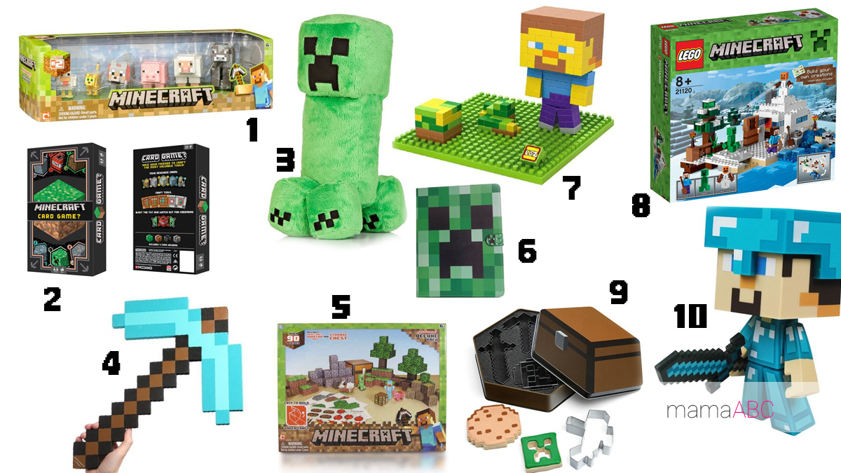Cadeau voor minecraft fan mamaabc mama abc blog