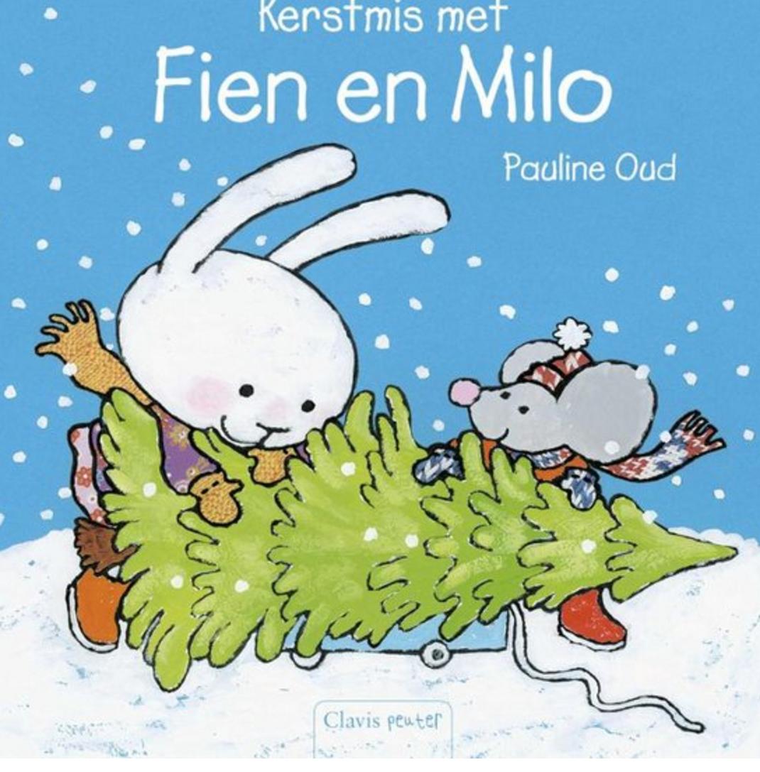kerstmis met fien en milo - kerstboeken voor kinderen aftellen naar kerst-2