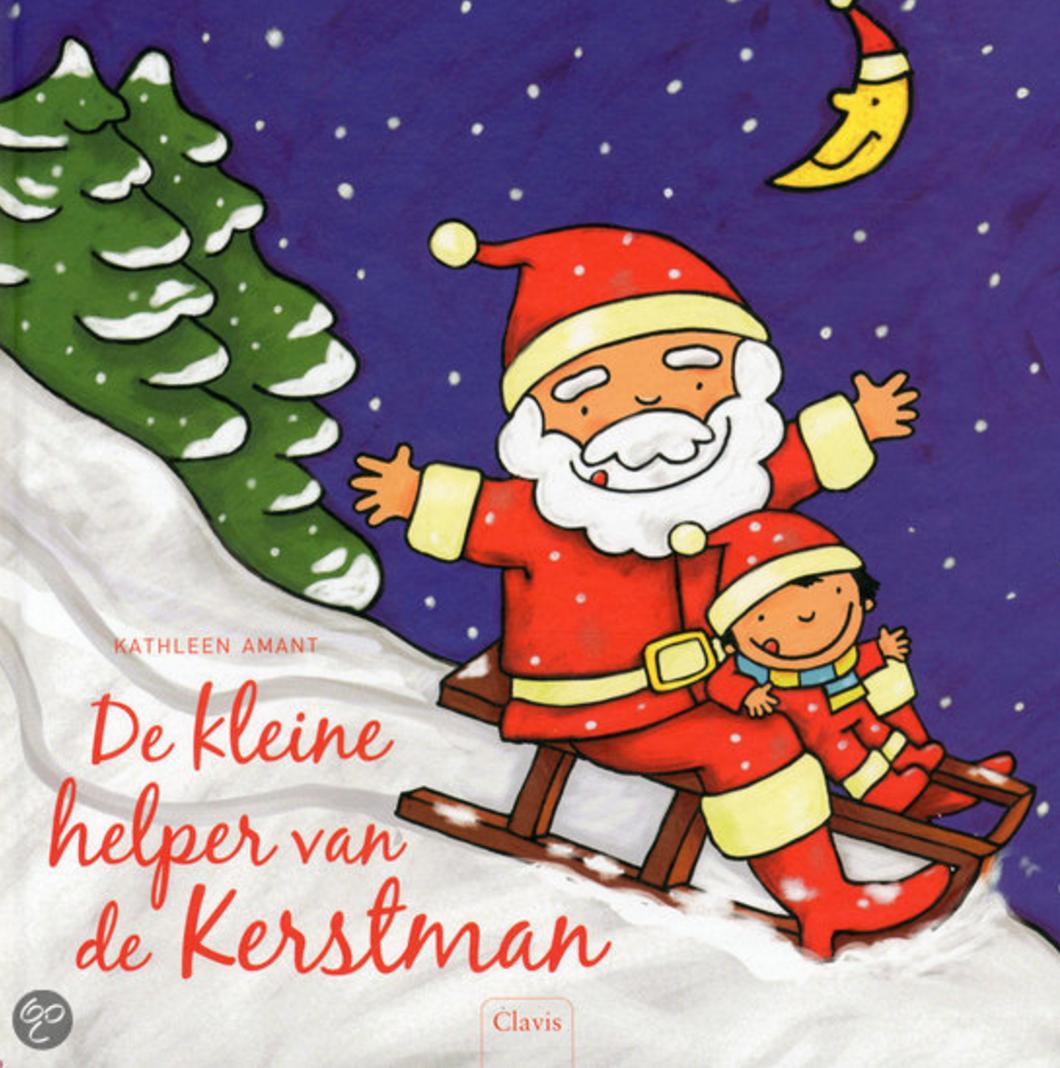 De kleine helper van de Kerstman - Kerstboeken voor kinderen
