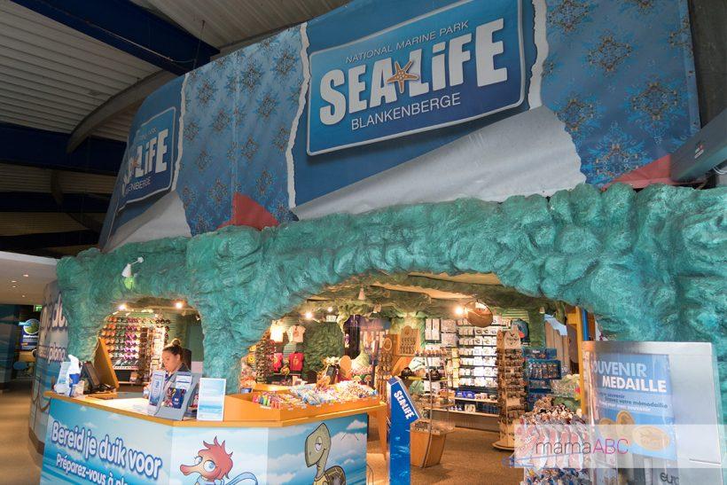 Shop Souvenir sea life blankenberge uitstap met kinderen mamaabc mama abc blog