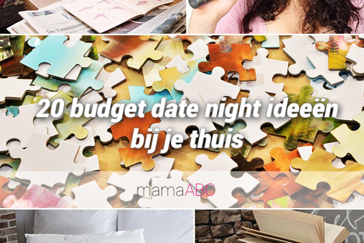 Budget date night ideeën bij je thuis relaties mama abc