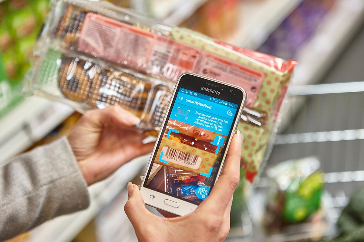 Voedselintolerantie of voedselallergie, deze app helpt je met de boodschappen mama abc blog