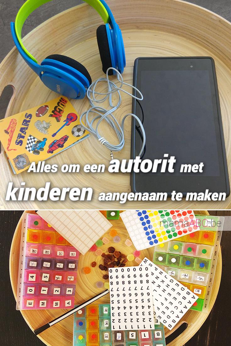 Autorit kinderen aangenamer maken mama abc blog
