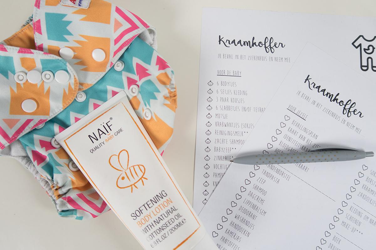 kraamkoffer checklist vluchtkoffer mama abc blog