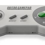 8BitDo – game controllers voor smartphone, tablet en tv