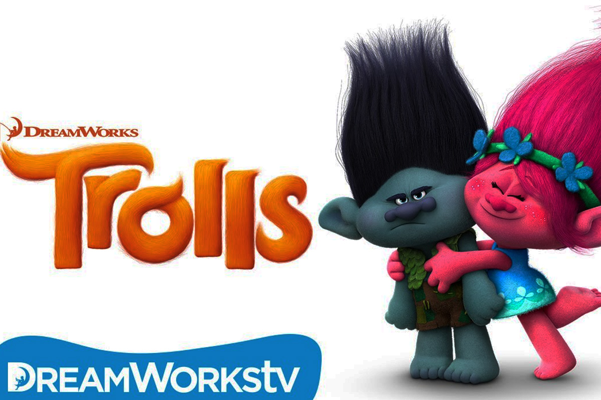 Trolls Dreamworks Review Film