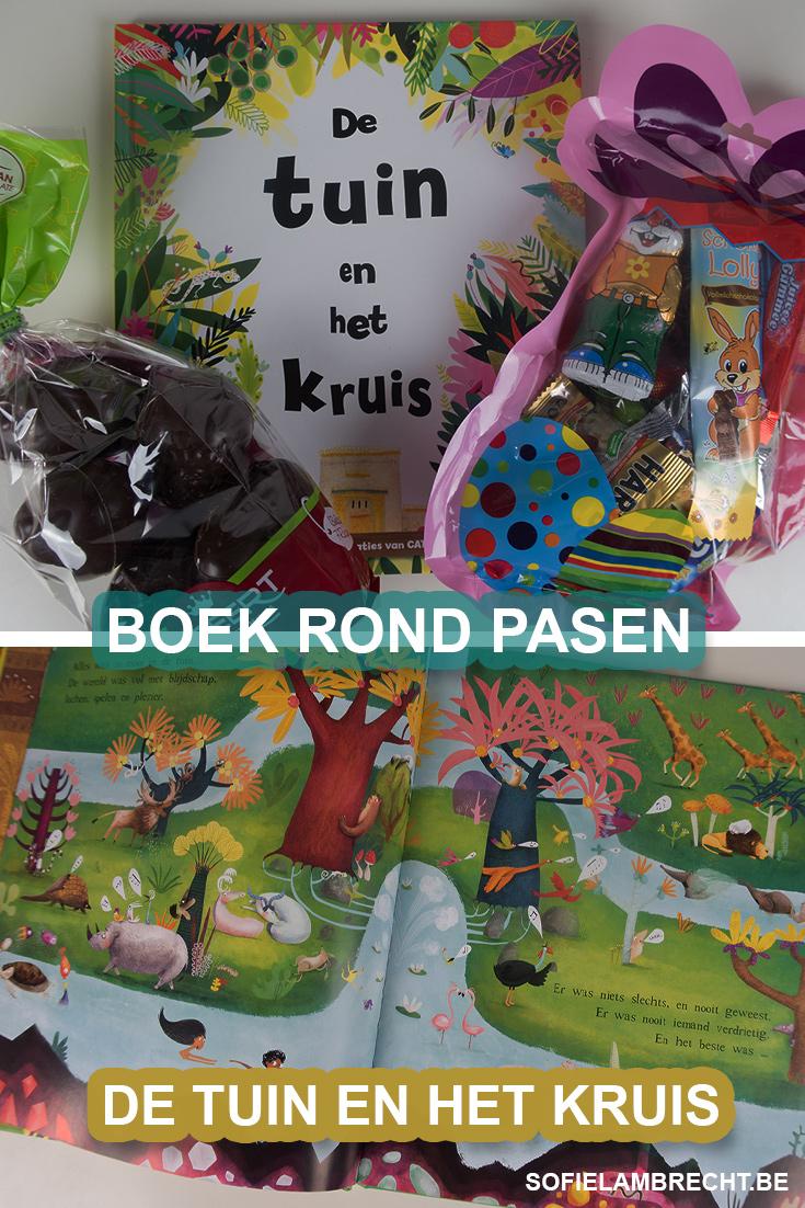 De tuin en het kruis boek voorleesboek pasen