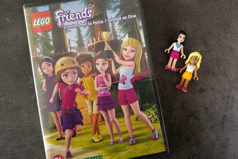 Lego Friends united as one