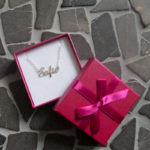Cadeautip en review naamketting