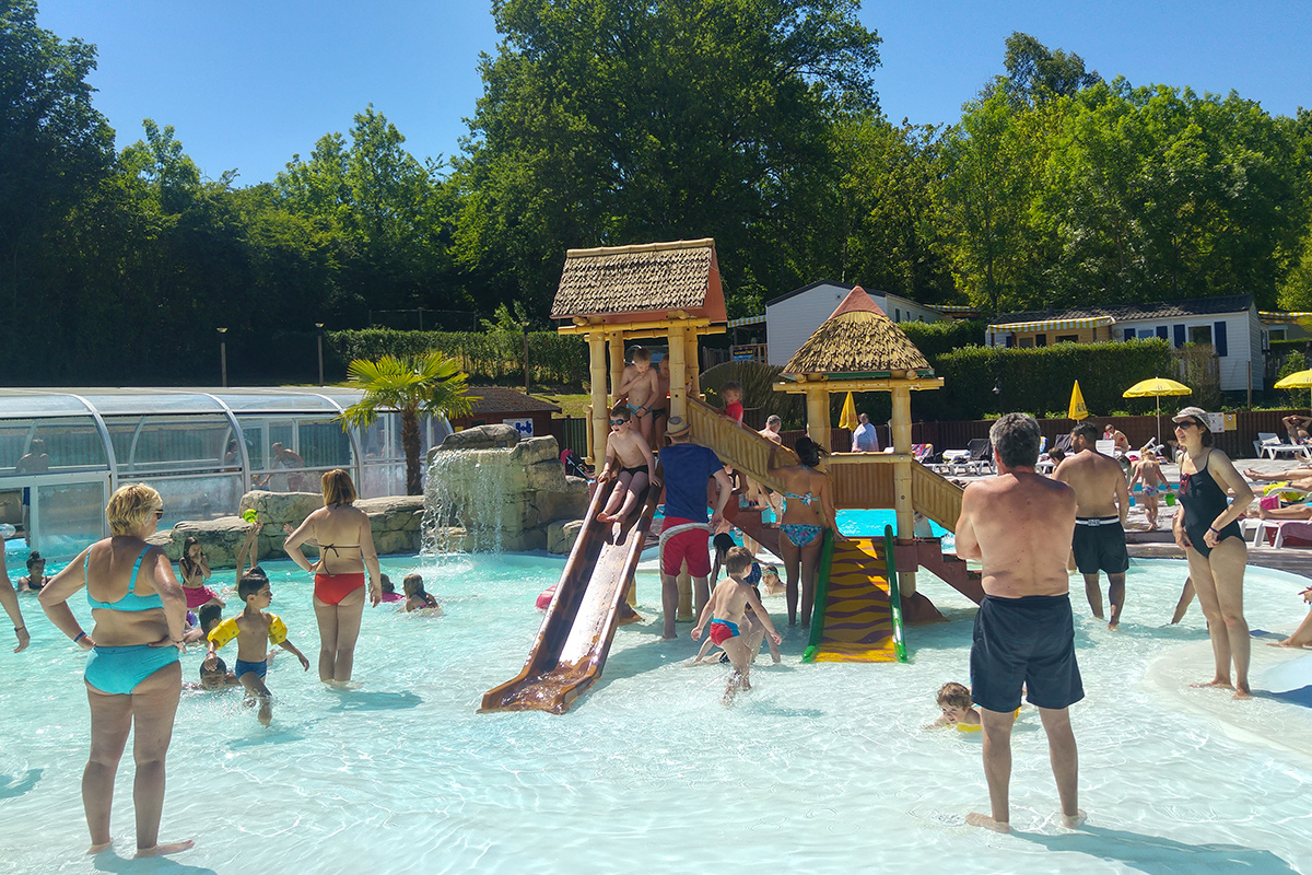 Camping Le Chene Gris Vacansoleil