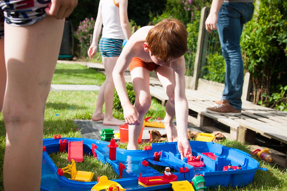 Favoriet buitenspeelgoed aquaplay