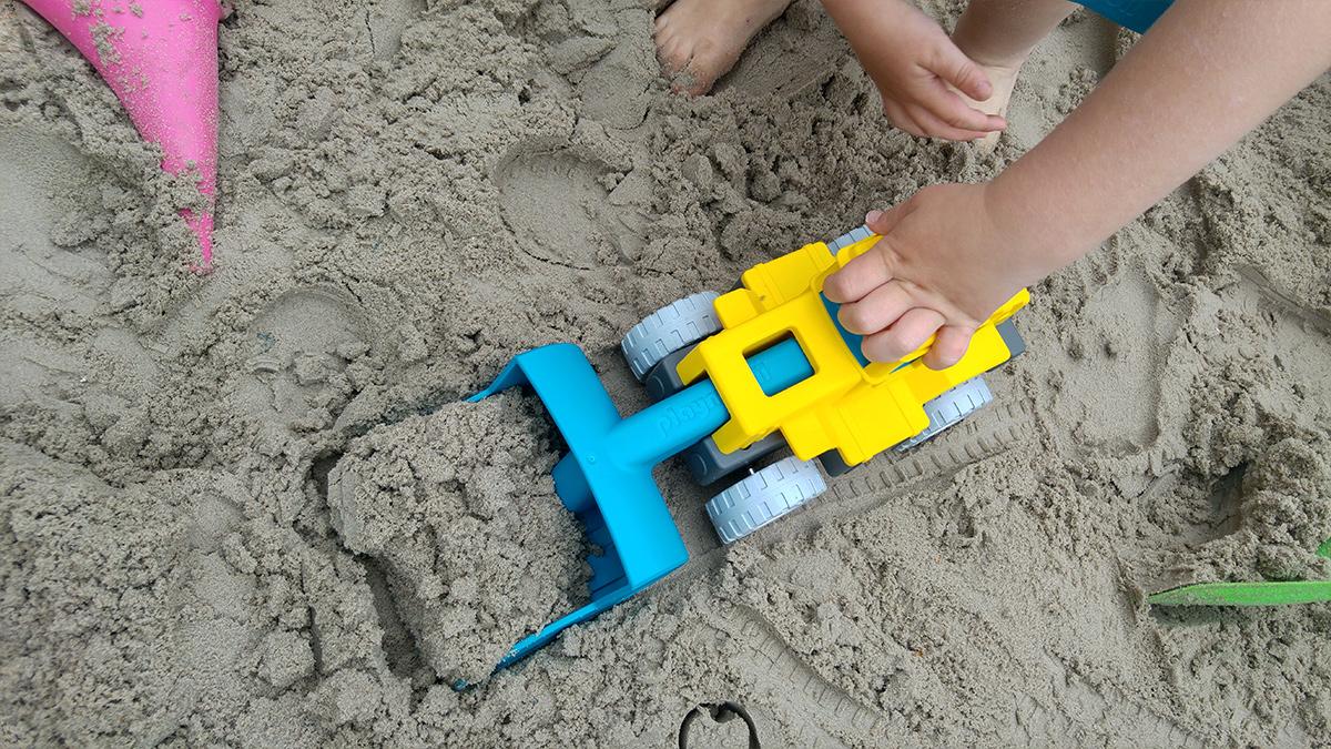Favoriet buitenspeelgoed Playmobil Zandspeelgoed