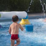 Zwemmen met kinderen: S&R Rozebroeken in Gent