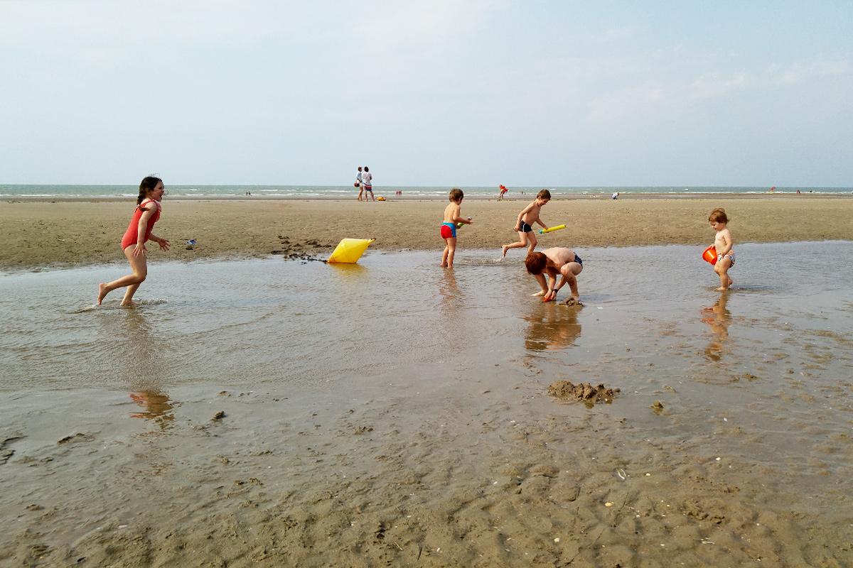 Koksijde Beach Strand