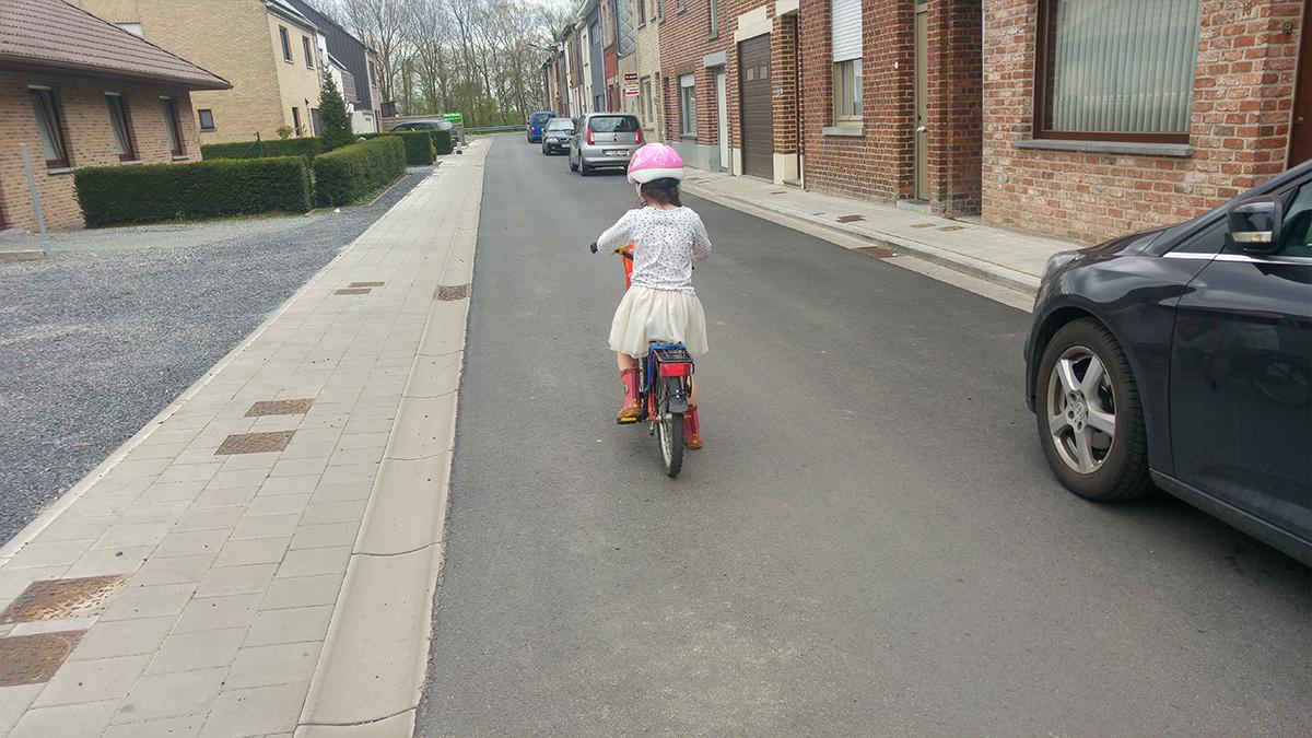 Tips leren fietsen