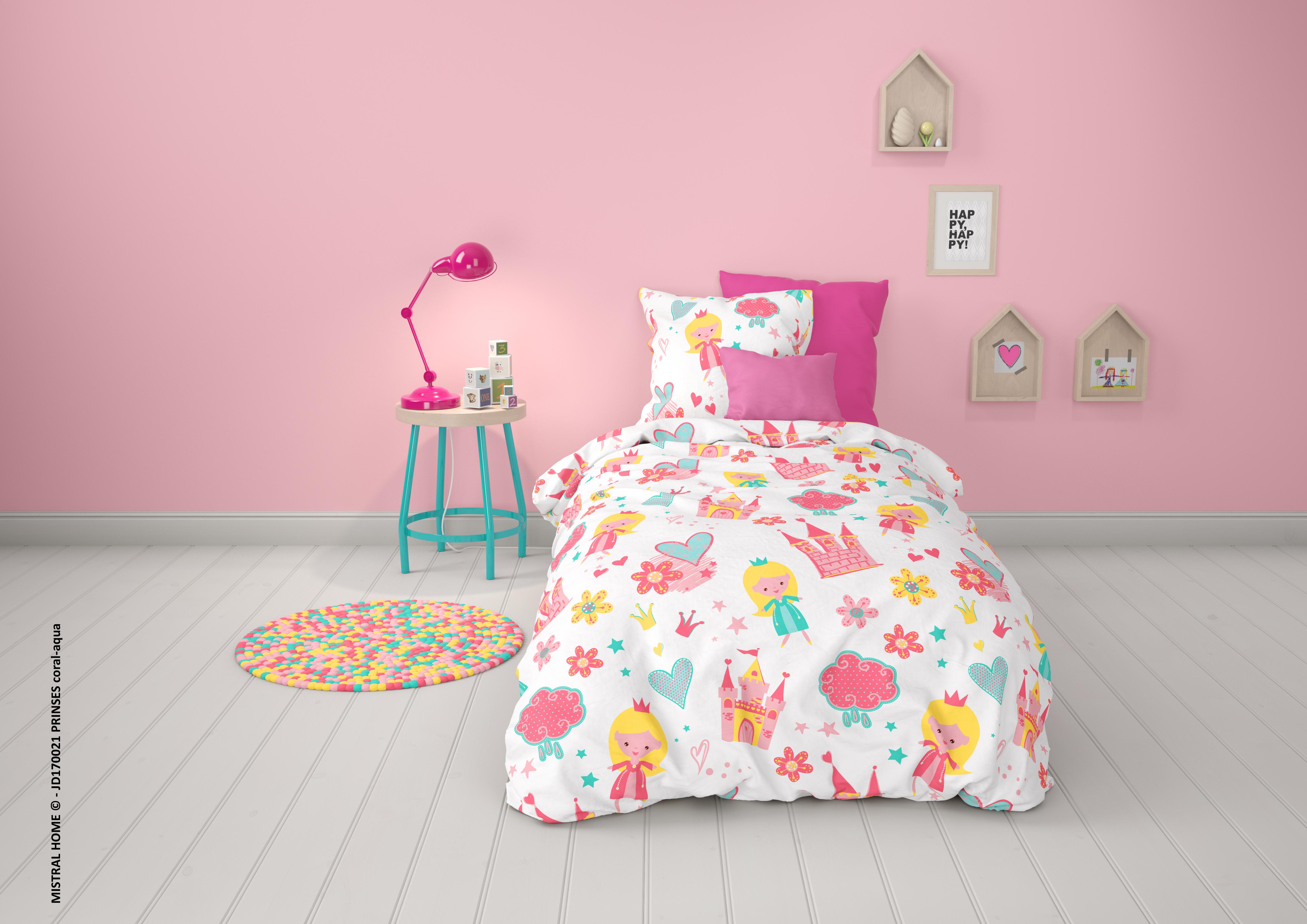 Slaapkamer meisje inspiratie