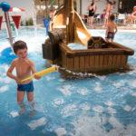 Zwemmen met kinderen: S&R Olympia in Brugge