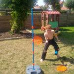 Buitenspeelgoed tip: Schommel, Ball's Back en Turnball