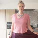 Een borstvoedende curvy mama outfit of the day