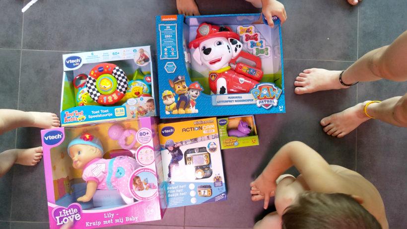 Verrassingsbox VTech Mama ABC Blog