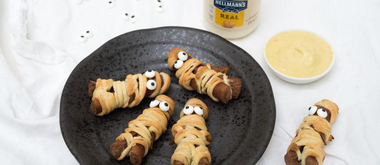 Koken met Kinderen Griezelige Halloween Hapjes Mama ABC Blog