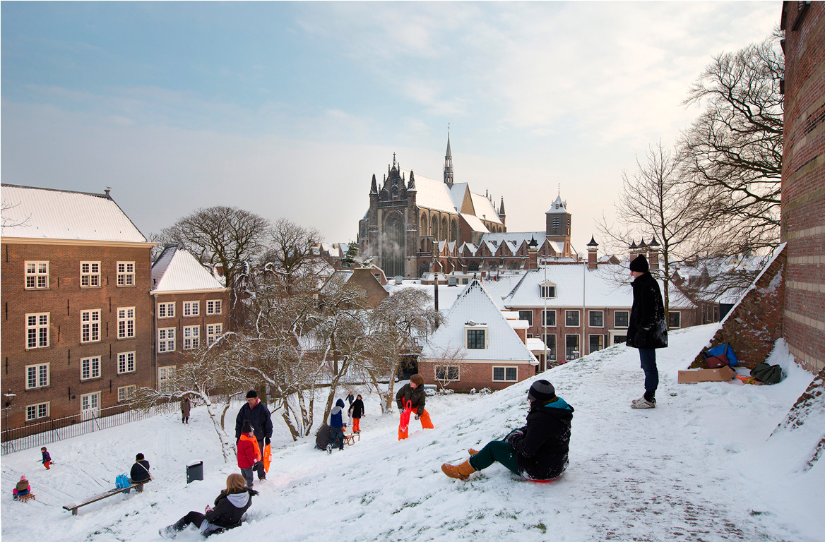 Kerstmarkt Leiden Mama ABC Blog