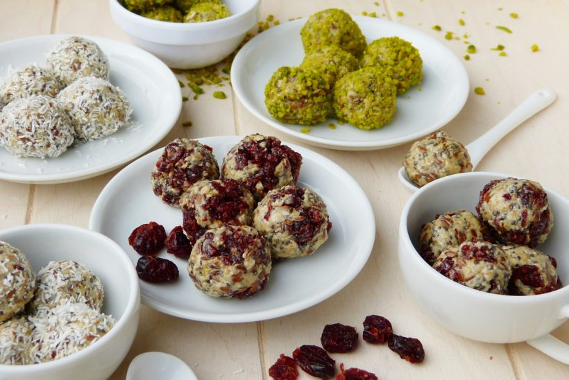 Energy balls - Proteine dieet - Mama ABC