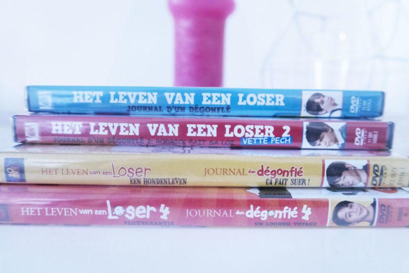 Het leven van een Loser DVD Mama ABC