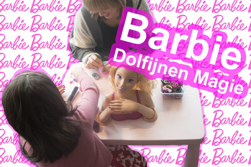 Barbie Dolfijnen Magie Mama ABC Blog